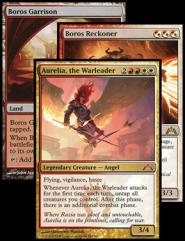 Commander - Aurelia