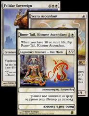 Commander - Rune-Tail