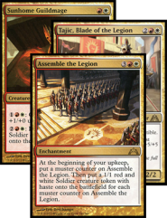 Standard - March of the Legion